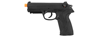 WE Tech Bull Dog Gas Blowback Airsoft Pistol (BLACK)