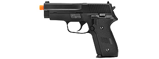 WE Tech F228 Series Gas Blowback GBB Airsoft Pistol (BLACK)