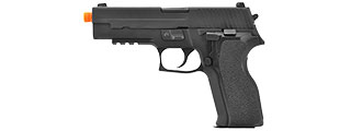 WE Tech F226 E2 MK25 Gas Blowback Airsoft Pistol (BLACK)