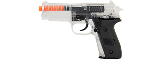 Sig Sauer P228 Spring Airsoft Pistol (CLEAR)