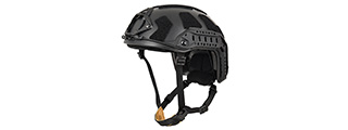 G-Force Special Forces High Cut Bump Helmet (BLACK)