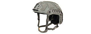 G-Force Special Forces High Cut Bump Helmet (FOLIAGE GREEN)