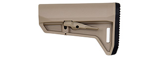 Carbine Collapsible Stock (TAN)