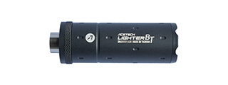 AceTech Lighter BT Airsoft Tracer Unit [14mm/11mm ] (BLACK)
