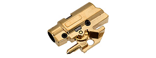 Airsoft Masterpiece Hop-Up Base for 1911 GBB Pistols (BRASS)