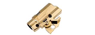 Airsoft Masterpiece Hop-Up Base for Hi-Capa GBB Pistols (BRASS)