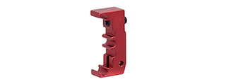 Airsoft Masterpiece Aluminum Puzzle Trigger Base (RED)