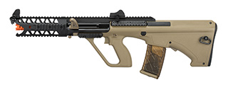 "Army Armament AUG 7"" Raptor AEG Airsoft Rifle (TAN)"