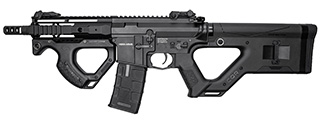 ASG Licensed Hera Arms CQR SSS Airsoft AEG by ICS (BLACK)