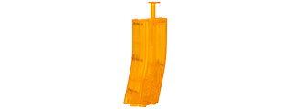 Lancer Tactical Universal 480 Round M4 Style Airsoft XL BB Speedloader (ORANGE)