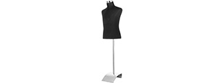 Lancer Tactical Mannequin w/ Stand (BLACK)