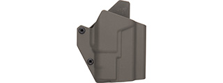 Lancer Tactical Light Bearing Hard Shell Holster for Glock 17 (FOLIAGE)