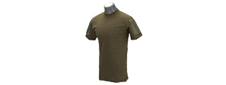 Lancer Tactical Airsoft Ripstop PC T-Shirt [X-Small] (OD GREEN)