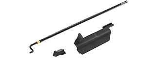 E&L Airsoft AK Series Charging Handle Assembly Set (BLACK)