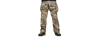 Emerson Gear Combat BDU Tactical Pants w/ Knee Pads [Advanced Version / Small] (MULTICAM)