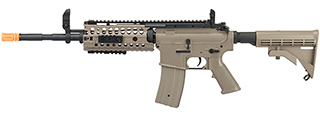 JG SR16 M4 Enhanced Carbine AEG Airsoft Rifle (TAN)