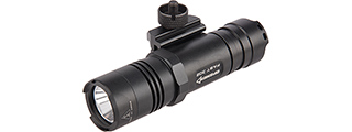 Opsmen FAST 302R WeaponLight 400-Lumen Flashlight for Picatinny Rail (BLACK)