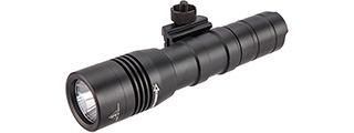 Opsmen FAST 502R WeaponLight 800-Lumen Flashlight for Picatinny Rail (BLACK)