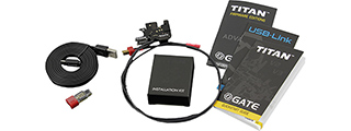 Gate Titan V2 Programmable MOSFET w/ USB-Link [Complete Set] (REAR WIRED)