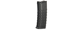 GHK 36rd Gas AUG Series Gas Magazine for Airsoft Rifles (BLACK)