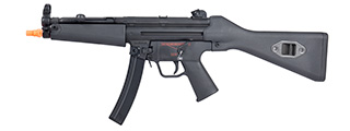 Elite Force H&K MP5A4 Metal AEG Airsoft Gun by Umarex (BLACK)