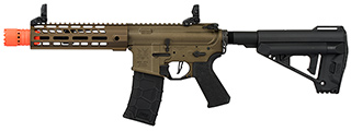 Elite Force VFC Avalon Gen2 Saber VR16 CQB Airsoft AEG Airsoft Rifle (BRONZE)