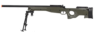 AGM MK96 Bolt Action Sniper Rifle w/ Bipod (OD GREEN)