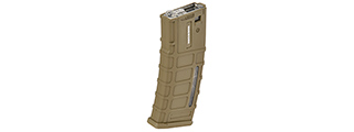 A&K 350rd High Capacity Masada / M4 AEG Magazine (TAN)