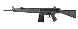 LCT LC-3A3 Full Size AEG Airsoft Rifle w/ Wide Handguard (BLACK)