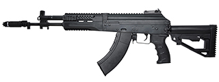 LCT Airsoft LCK15 Tactical AK-15 Assault Airsoft AEG (BLACK)