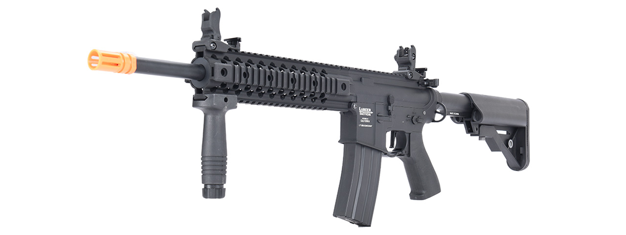 Lancer Tactical LT-12 ProLine Series M4 EVO Airsoft AEG Rifle [LOW FPS] (BLACK)