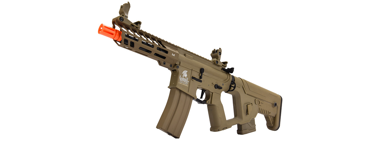 Lancer Tactical Enforcer Hybrid NEEDLETAIL AEG w/ Alpha Stock [LOW FPS] (TAN)