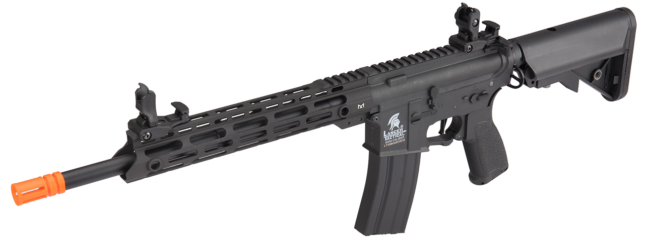 Lancer Tactical Enforcer Hybrid Gen 2 BLACKBIRD AEG [HIGH FPS] (BLACK)