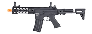 Lancer Tactical ProLine BATTLE HAWK PDW AEG [LOW FPS] (BLACK)