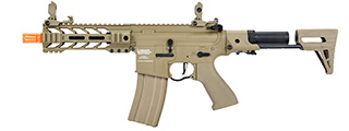 Lancer Tactical ProLine BATTLE HAWK PDW AEG [LOW FPS] (TAN)