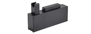 Lancer Tactical 27rd M40A3 Series Airsoft Sniper Rifle Magazine (BLACK)