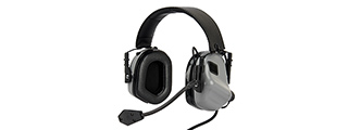 Earmor M32 MOD3 Electronic Communication Hearing Protector (GRAY)
