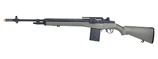 AGM M14 SOCOM Airsoft DMR AEG Rifle w/ Battery and Charger (OD GREEN)