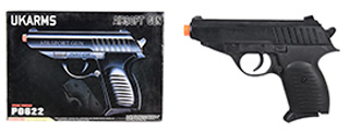 UKARMS P0622 Spring Airsoft Pistol (BLACK)