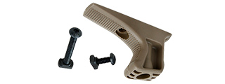 GTF M-LOK Handstop for Airsoft Rifles (COYOTE BROWN)
