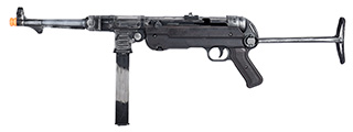 BO Manufacture WWII Overlord Series MP40 Airsoft AEG Submachine Gun