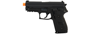 WE Tech F229R Series Gas Blowback GBB Airsoft Pistol (BLACK)