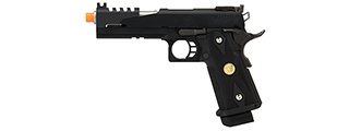"WE Tech Hi Capa 5.1 ""Dragon"" M1911 Gas Blowback Airsoft Pistol (BLACK)"