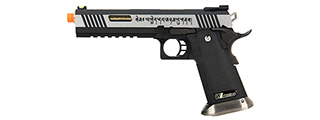 WE Tech 1911 Hi-Capa T-Rex Competition Gas Blowback Airsoft Pistol [Tibetan Version] (TWO TONE / GOLD)