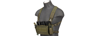 WST MULTIFUNCTIONAL TACTICAL CHEST RIG (OD)