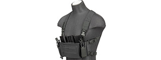 WST MULTIFUNCTIONAL TACTICAL CHEST RIG (Gray)