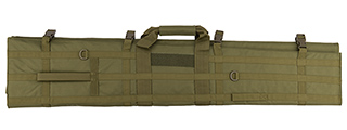 Airsoft Sniper Fishing Rod Tactical Gun Bag (Olive Green)