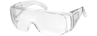 Medical Protective Safety Glasses (Clear)