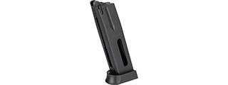 ASG CZ SP-01 Shadow 26 Round Gas Blowback CO2 Magazine (Black)