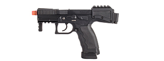 ASG B&T USW A1 Airsoft CO2 Gas Blowback Airsoft Pistol (Black)